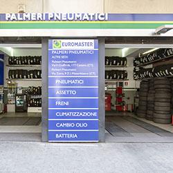 Centro pneumatici Catania